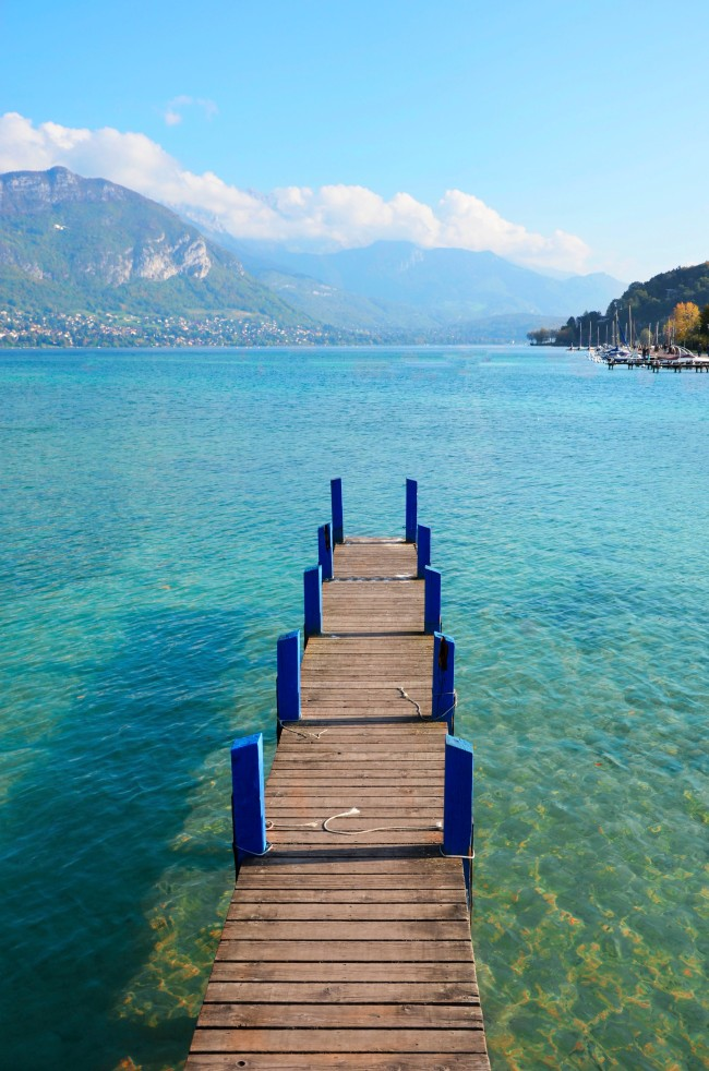 Lake - Annecy - France