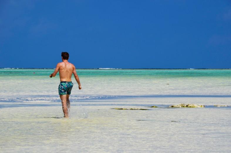 White Beaches - Zanzibar