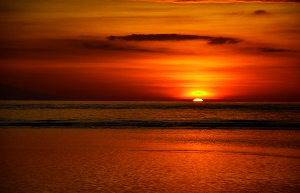 Sunset - Gili Trawangan