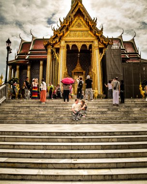 Wat Prha Kaew - Thailand