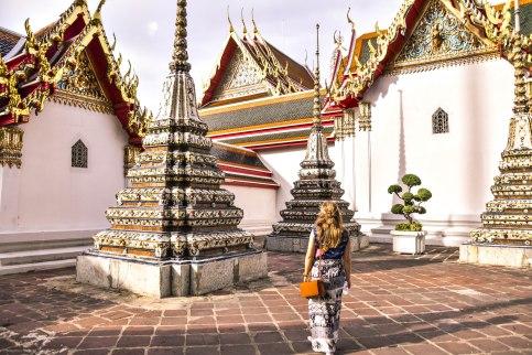 Wat Poh - Bangkok - Thailand