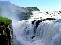 Gullfoss Waterfalls - Iceland