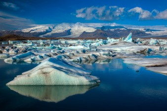 Jokulsarlon Glacier - Iceland