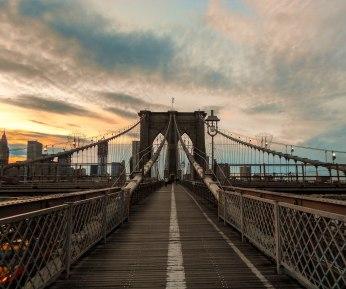 Brooklyn Bridge - New York - USA