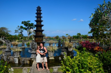 Tirta Gannga Water Palace - Bali