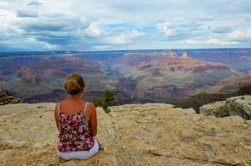 Grand Canyon - USA (Inne has already been there, but would love to take Gilles with her some day, because it was breathtaking)