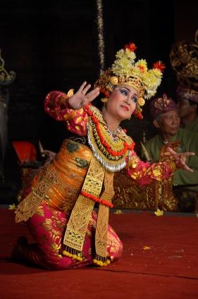 Bali danseres1