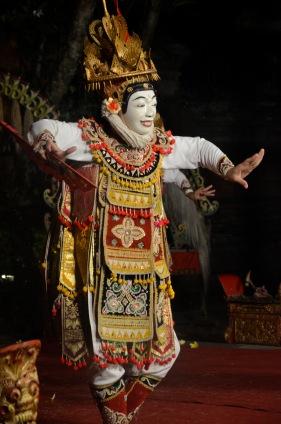 Bali danseres2