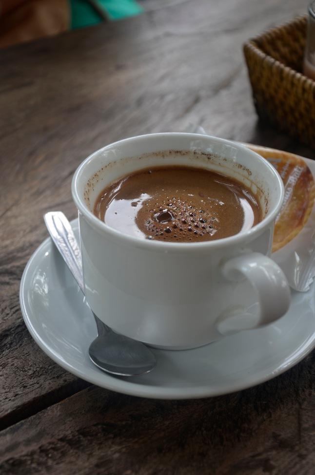Bali koffie