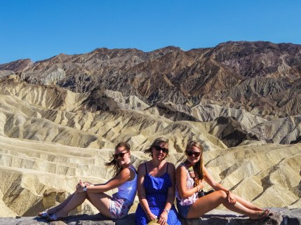 Death Valley Inne Lynn Mama