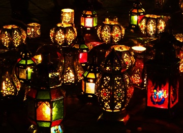 Marrakech lampjes1
